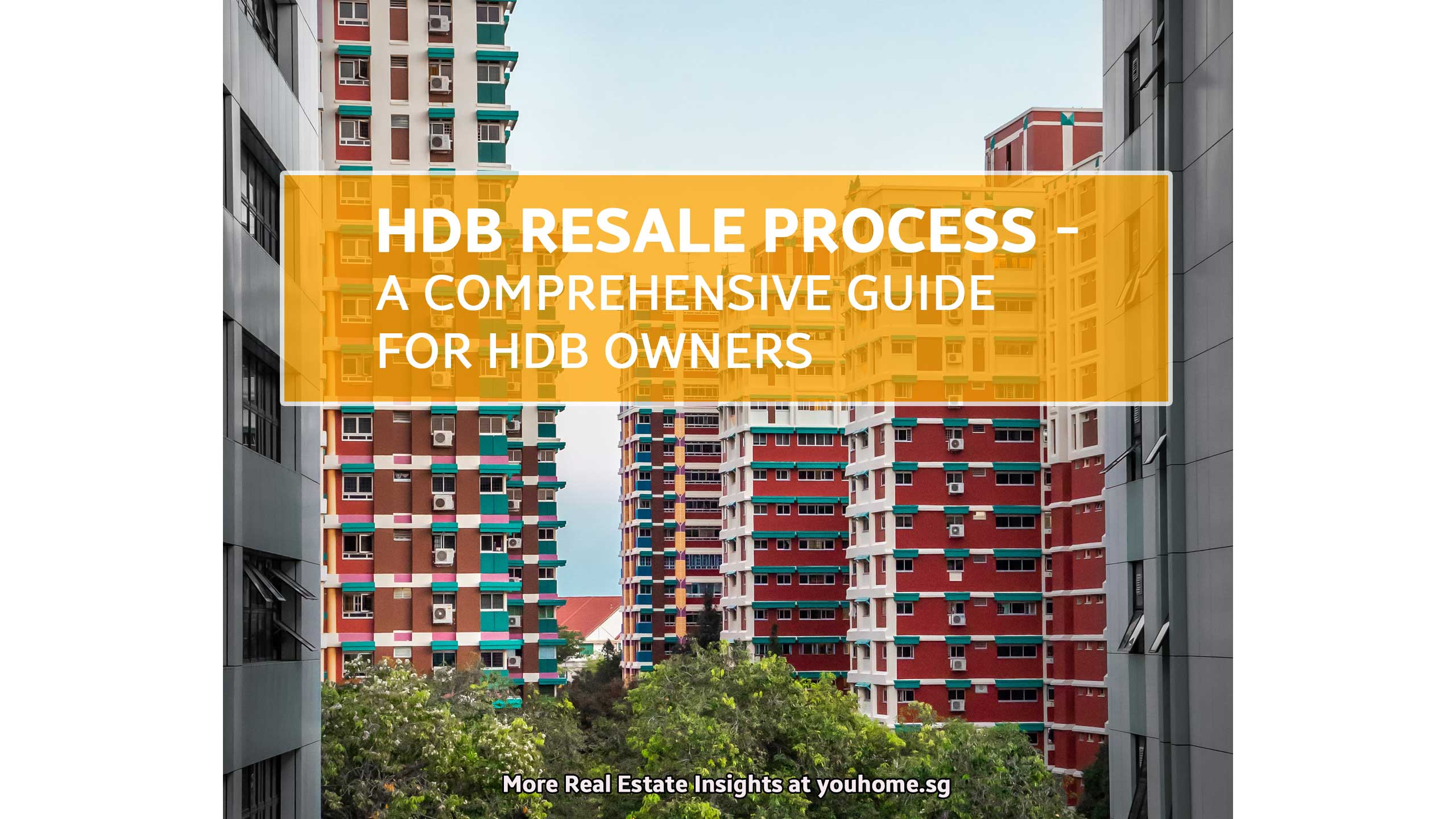 hdb resale process