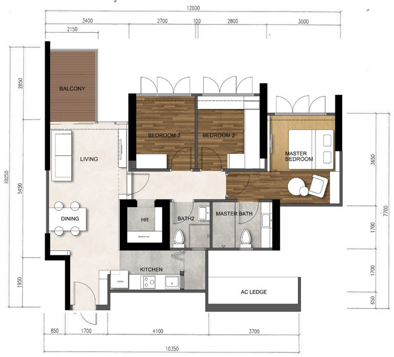 blk-311c-clementi-floorplan