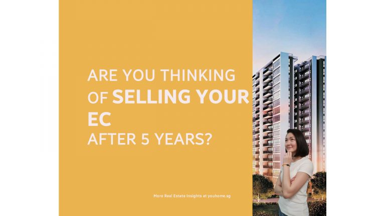 Read more about the article Are you thinking of selling your EC (Executive Condominium) after 5 years?