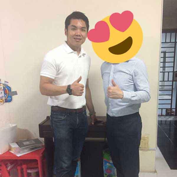 Mr Ang