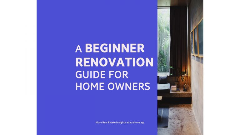 A Beginner Renovation Guide For Home Owners
