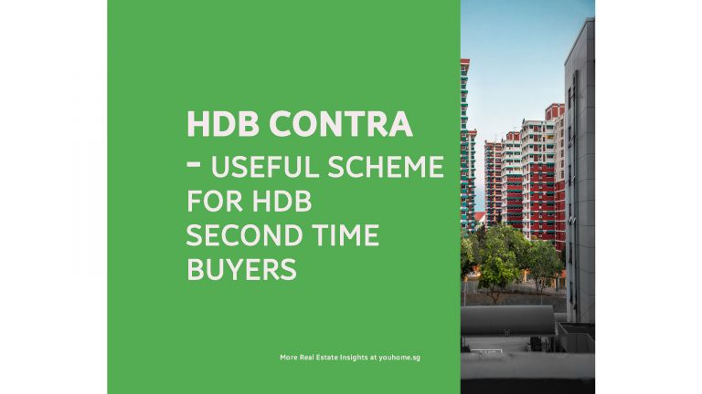 HDB Contra | Useful Scheme for HDB Second Time Buyers
