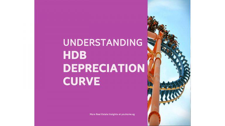 Understanding HDB Depreciation Curve | HDB Resale Market