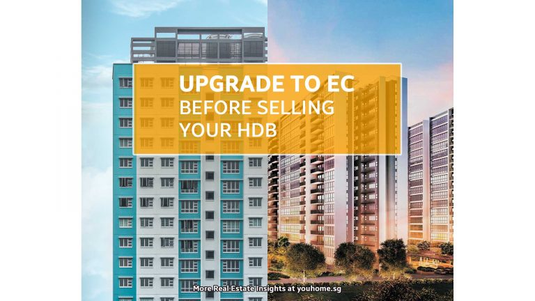 Upgrade to EC before selling your HDB