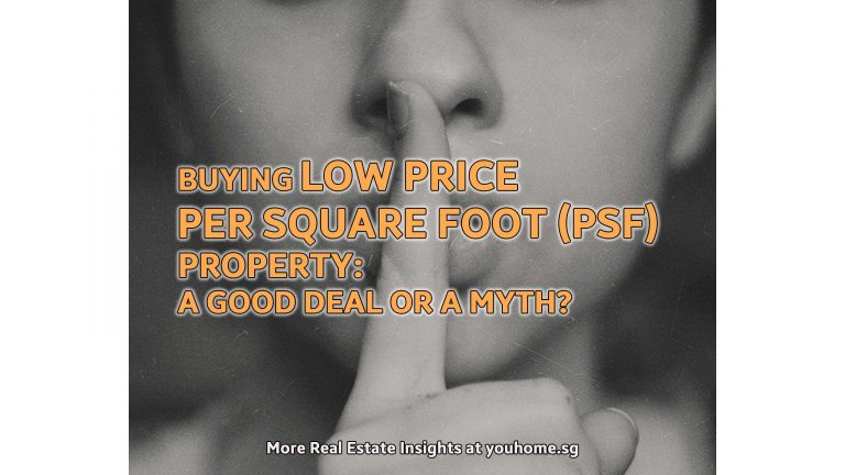 Buying Low Price Per Square Foot Property: A Good Deal or A Myth?